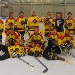 Hokejbalový turnaj fanoušků Motoru...